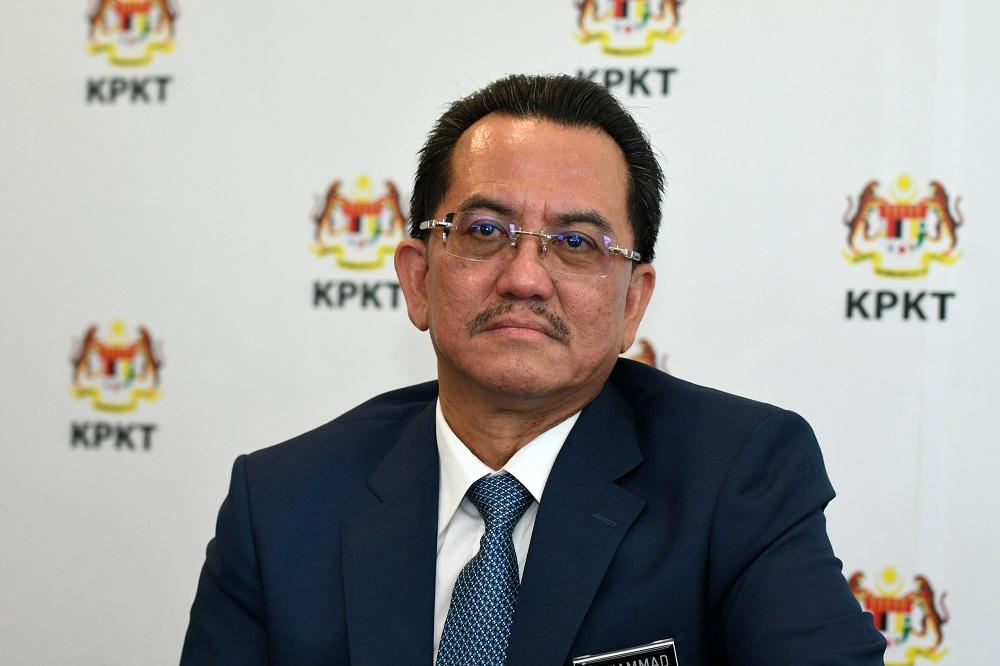 Datuk Mohammad Mentek