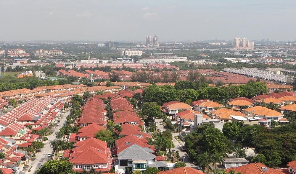 Puchong_houses