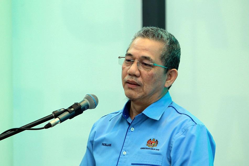Datuk Seri Fadillah Yusof