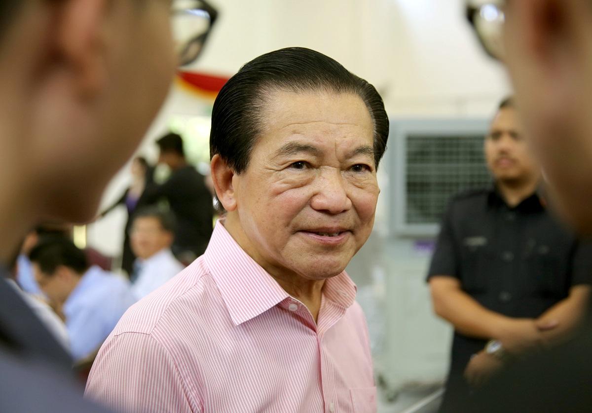 Tan Sri Lee Shin Cheng