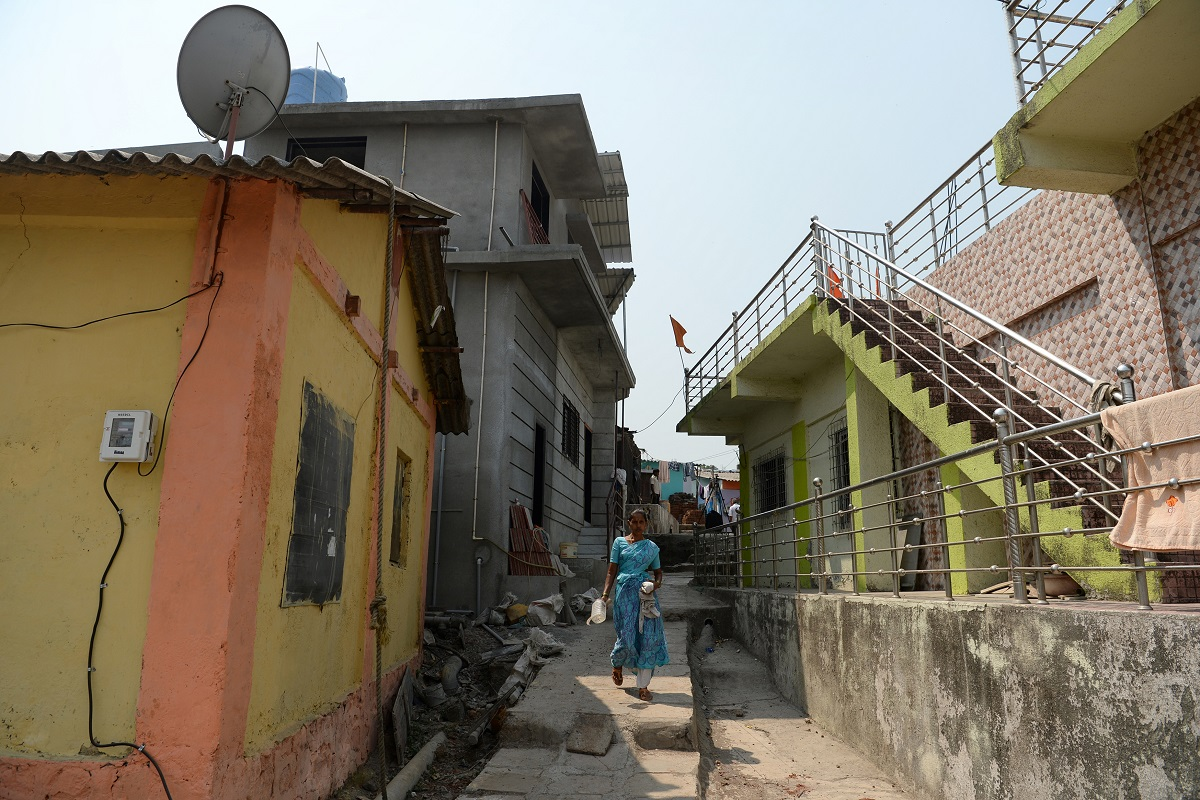 Power to the people: electricity finally reaches Indian landmark ...