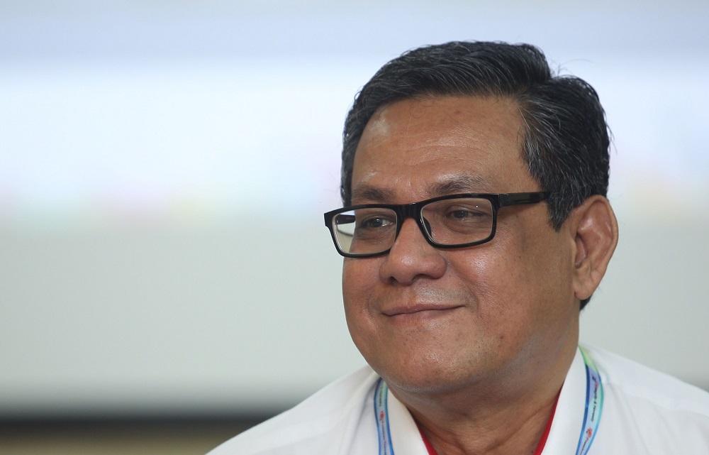 Datuk Seri Azmi Abdul Aziz