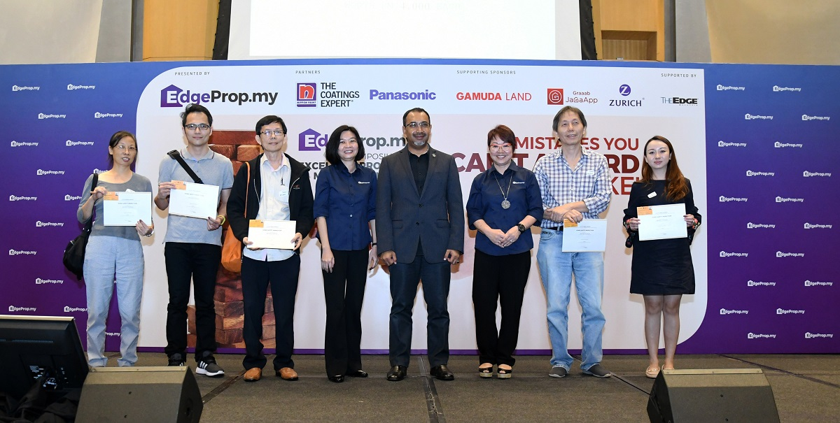 EdgeProp.my Symposium on Excellent Property Management 2018