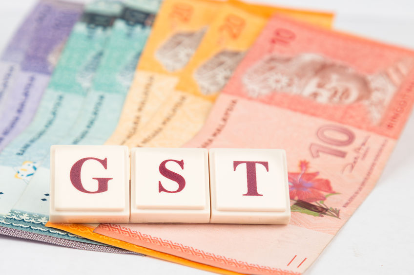GST To Be Zero-Rated Starting June 1