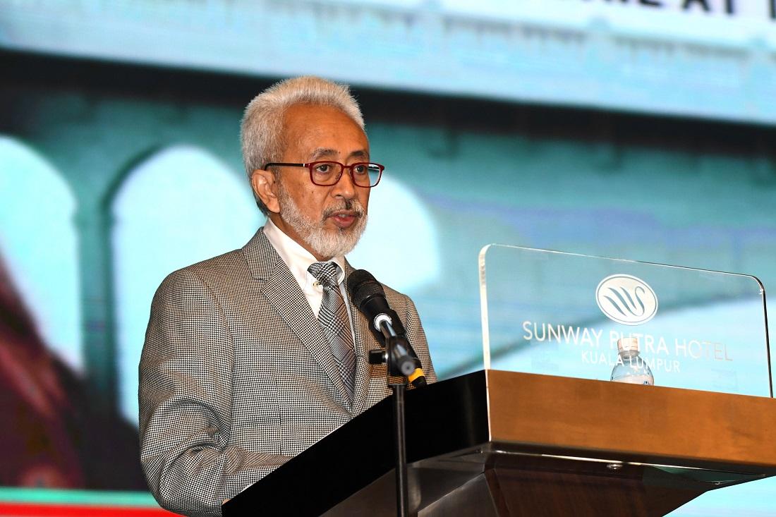 Datuk Raja Kamarul Bahrin Shah Raja Ahmad
