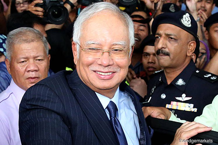 Najib's wife arrested over activities linked to money laundering