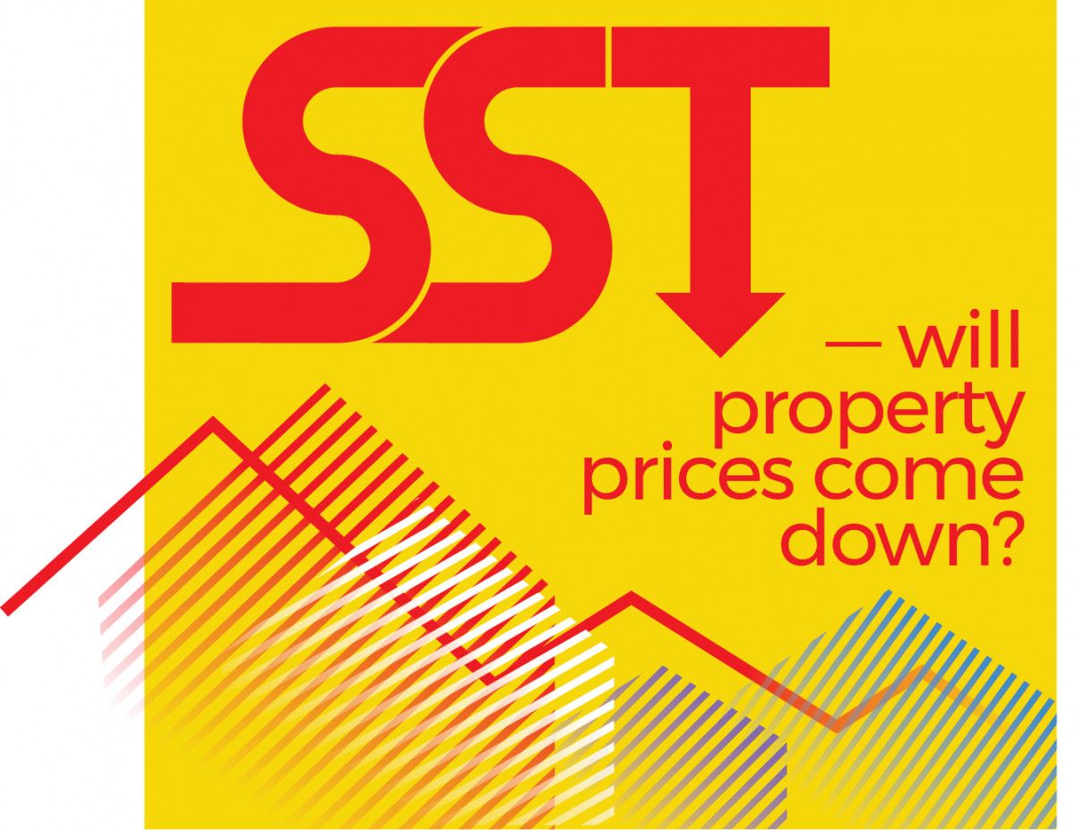 SST: Will property prices come down? | EdgeProp my