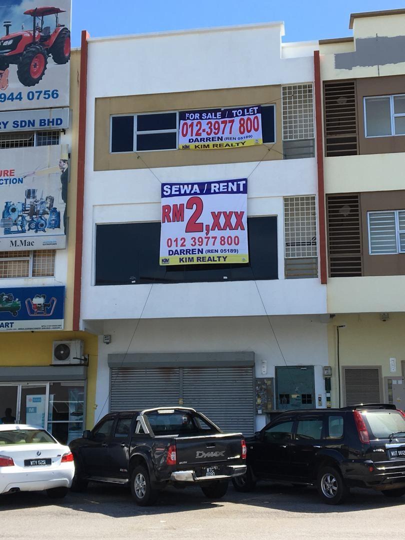 Done Deal 3 Storey Shopoffice Puchong Gateway Selangor Edgeprop My