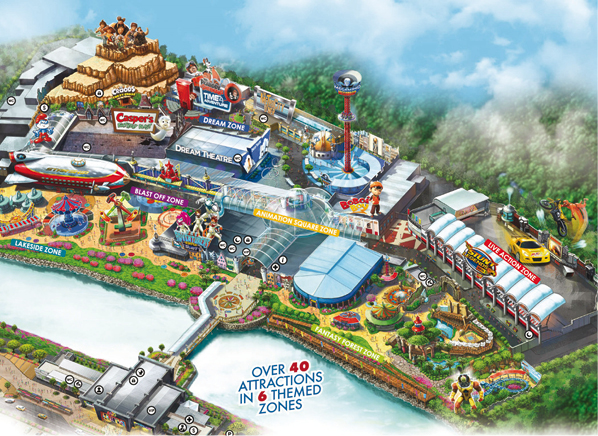 Perak Corp keen to dispose of stake in theme park | EdgeProp my