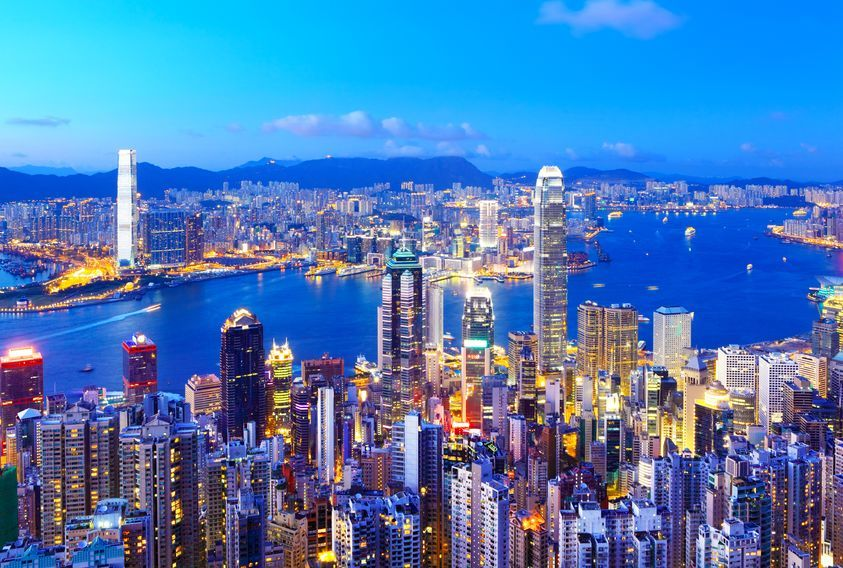 Hong Kong House Prices Dip For First Time In 6 Months
