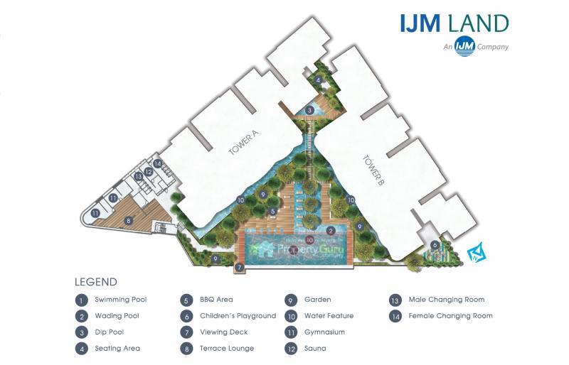 Centra Residences Nasa City Johor New Launches At Propmall