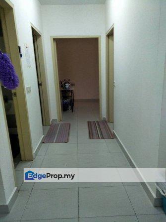 Seri Intan Apartment, Setia Alam, Part Furnished, Selangor, Setia Alam/Alam Nusantara