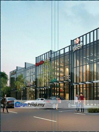 Bandar Bukit Raja, Klang, 1.5 Sty New Shop Office, Selangor, Bandar Bukit Raja