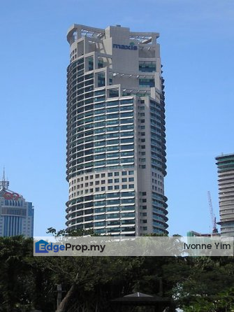 MAXIS TOWER, KUALA LUMPUR For rental @RM 93896 By Ivonne Yim