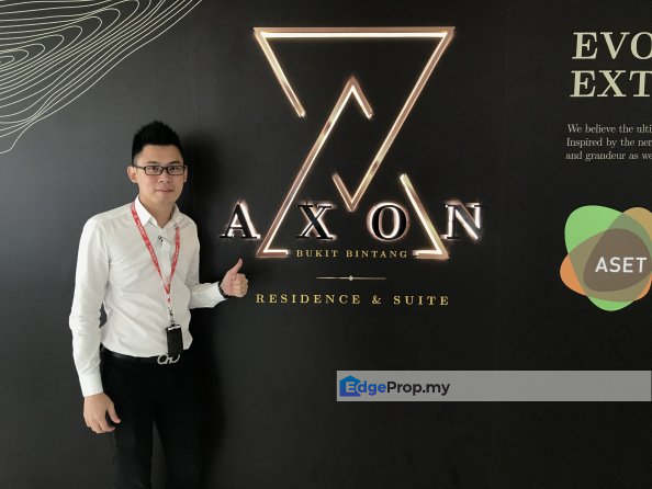 Axon Bukit Bintang, KL, Kuala Lumpur, Bukit Bintang