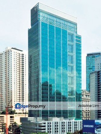 Menara Binjai @ Jalan Binjai - Grade A, Green, MSC, Kuala Lumpur, KLCC