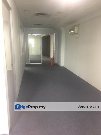 Plaza Sentral Office Space for Rent, Kuala Lumpur, KL Sentral