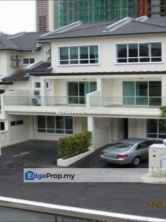 Impian Villa Jln Kiara 3, Mont Kiara, Kuala Lumpur, Mont Kiara