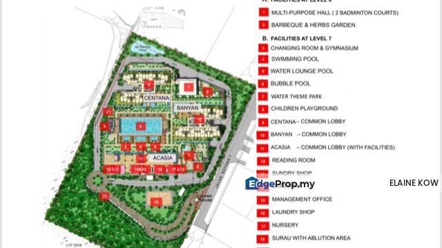 Green Residence, Selangor, Batu 9th Cheras