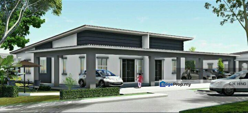 NEW Semi D Township, Selangor, Cheras