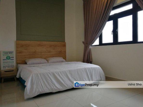 Meridin Suites Residences - Fully Furnished Unit, Johor, Nusajaya