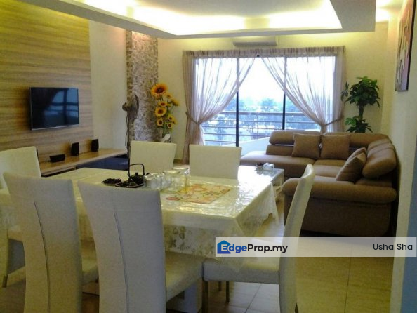 Seri Mutiara Apartment @ Seri Alam For Best Rent, Johor, Masai