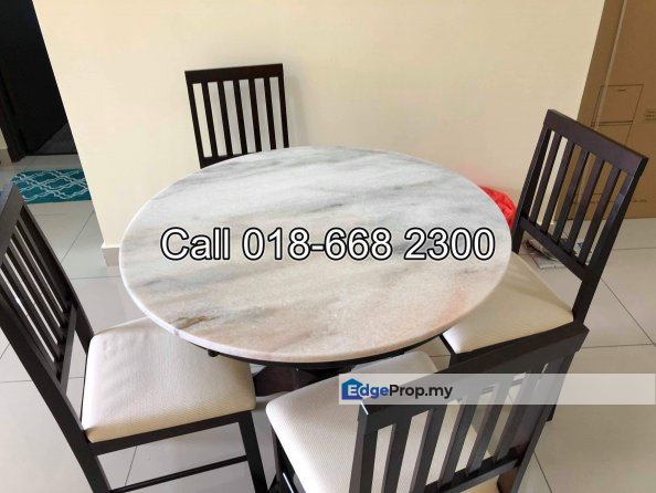 Landmark Residence 2, 3r2b FF Apartment for Rent, Selangor, Cheras South