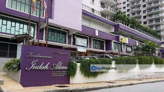 Indah Alam (Subang Andaman), Selangor, Shah Alam