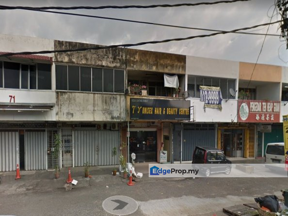 Taman OUG 2 Storey Shoplot, Kuala Lumpur, Jalan Klang Lama (Old Klang Road)
