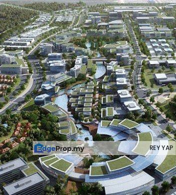 Premium Industrial Park @ Serendah @ Rawang, Selangor, Rawang