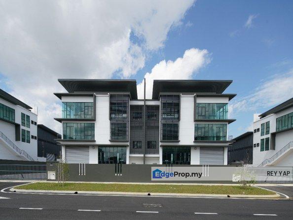 nouvelle industrial park @ kota puteri , ijok, Selangor, Hulu Selangor