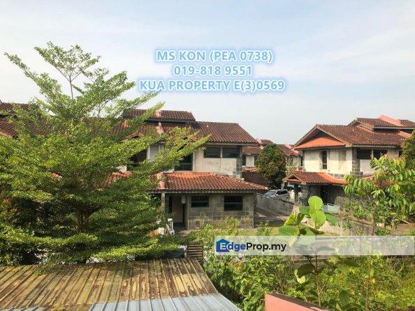 Matang Taman Serapi Double Storey Terrace House, Sarawak, Kuching
