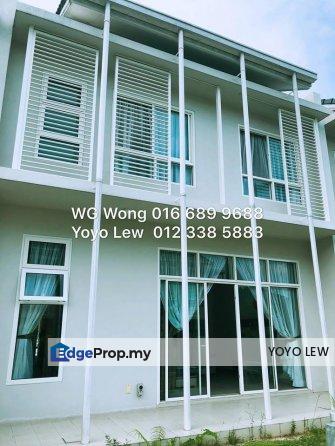 Semi D Size 3 Sty Hse,1.7Acres Park,2.76Acres Lake, Selangor, Seri Kembangan
