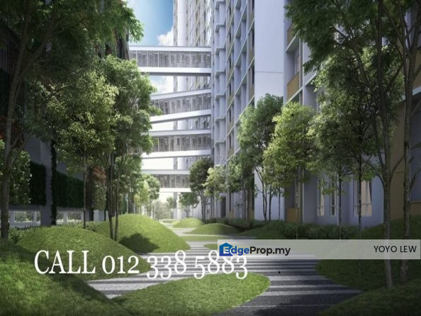Walking Distance to Mall, Commercial Hub, 3+1Rooms, Selangor, Petaling Jaya