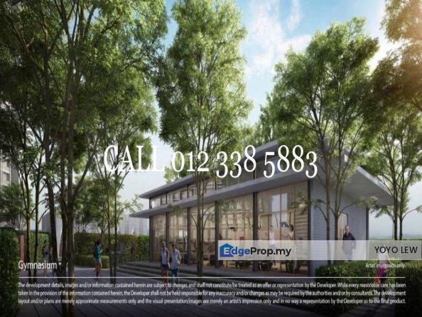 2.2 Acres Greenery Facility Podium,FREE Legal Fees, Selangor, Petaling Jaya
