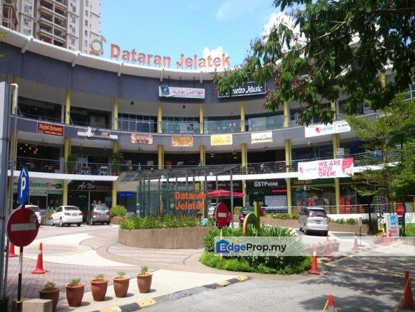 Shop at Dataran Jelatek for RENT, Selangor, Ulu Kelang