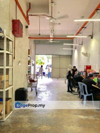 2 ½ STOREY SEMI-DETACHED FACTORY FOR RENT , Kuala Lumpur, Cheras