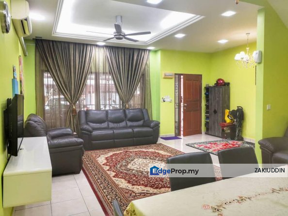 Double Sty Puteri Heights, Bandar Country Homes, Selangor, Bandar Country Homes
