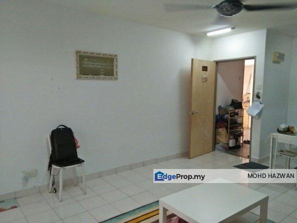 3rd. Floor Pangsapuri Jati Selatan, Kuala Lumpur, Desa Petaling