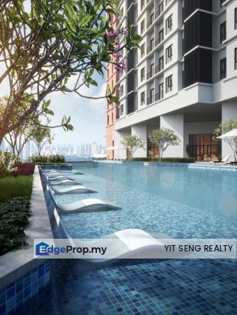 Freehold, 300m to MRT, HOC Campaign Available, Kuala Lumpur, Jalan Ipoh