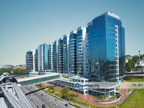 UOA Business Park (formely know as Kencana Square), Selangor, Glenmarie