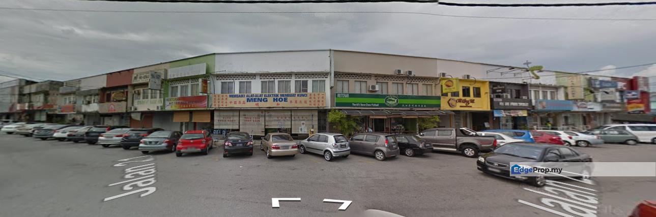 2 adjoining units of 2-storey intermediate shop, Selangor, Petaling Jaya