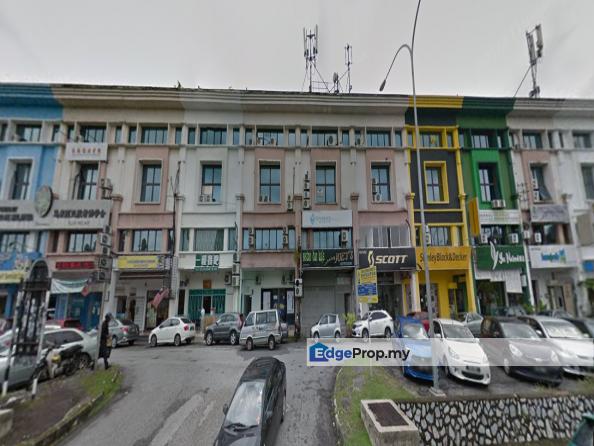 2 adjoining units of 4-Storey intermediate shop, Selangor, Petaling Jaya