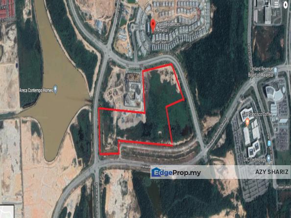 Cyberjaya Commercial Land for sale, Selangor, Cyberjaya