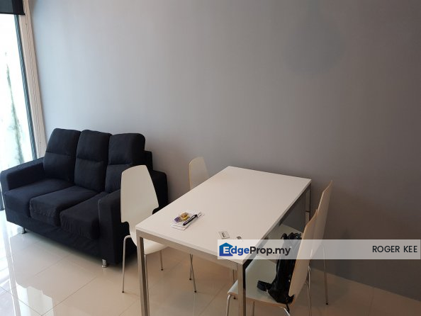 D'pulze 1 room for rent fully furnished ID design, Selangor, Cyberjaya