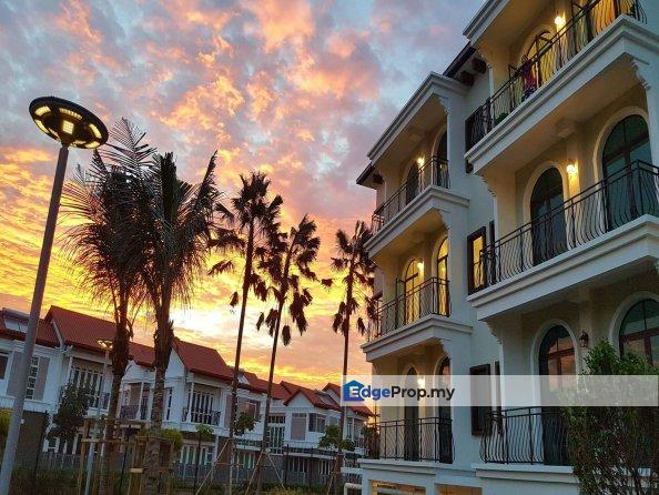 Agalia - Isle Of Kamares, Fully Furnish, Selangor, Cyberjaya