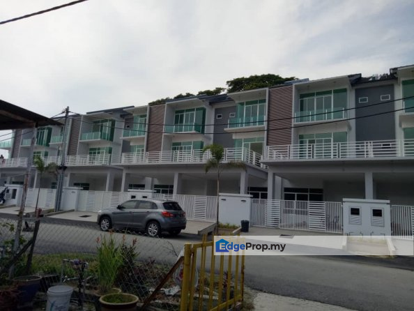 Terrace Superlink 3 Storey House, Kota Bharu, Kelantan, Kota Bharu