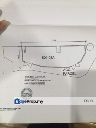 USJ One (You One) Commercial Retail Lot For Rent, Selangor, Subang Jaya
