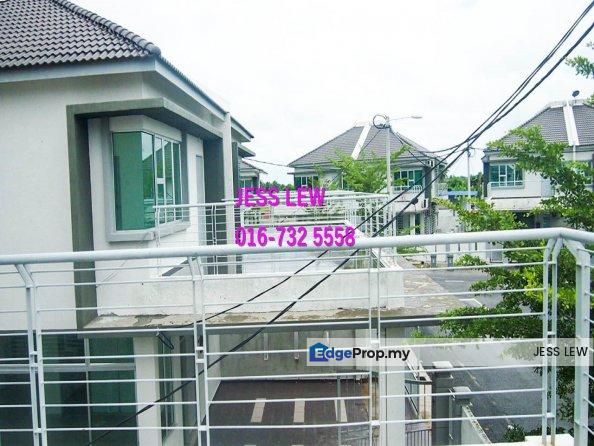Semi D 2 Storey Taman Bertam Perdana, Pulau Gadong, Melaka, Klebang