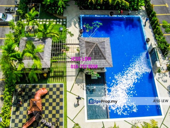Villa Pavilion, Seri Kembangan, Selangor, Seri Kembangan